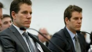 Cameron and Tyler Winklevoss